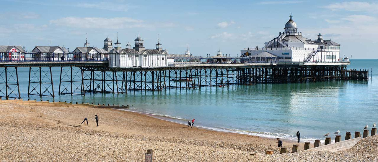 Off the beaten track in Eastbourne