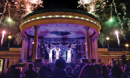 Packed Programme for 2015 at Eastbourne Bandstand