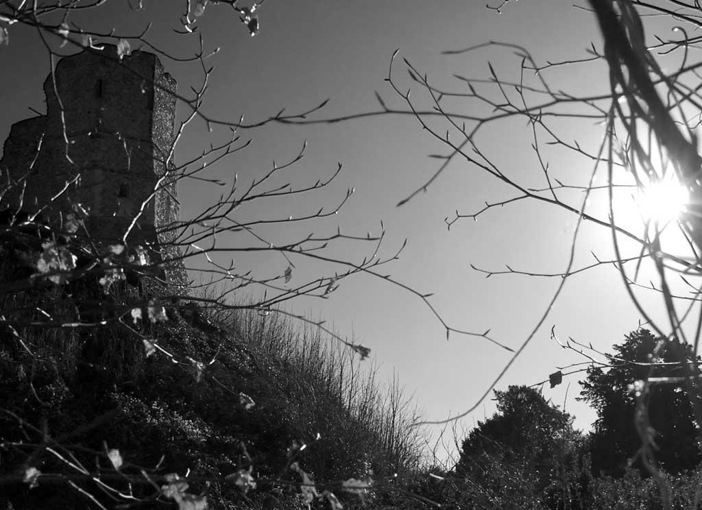 Lewes Castle by Jon Mould