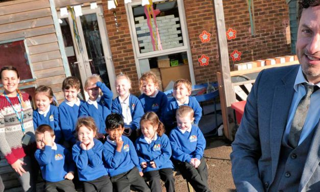 Thriving East Sussex schools spearhead initiative to boost standard