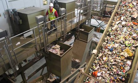 Nearly 20,000 recycling bins