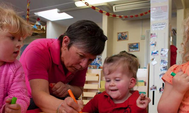Why free childcare is good news for the family