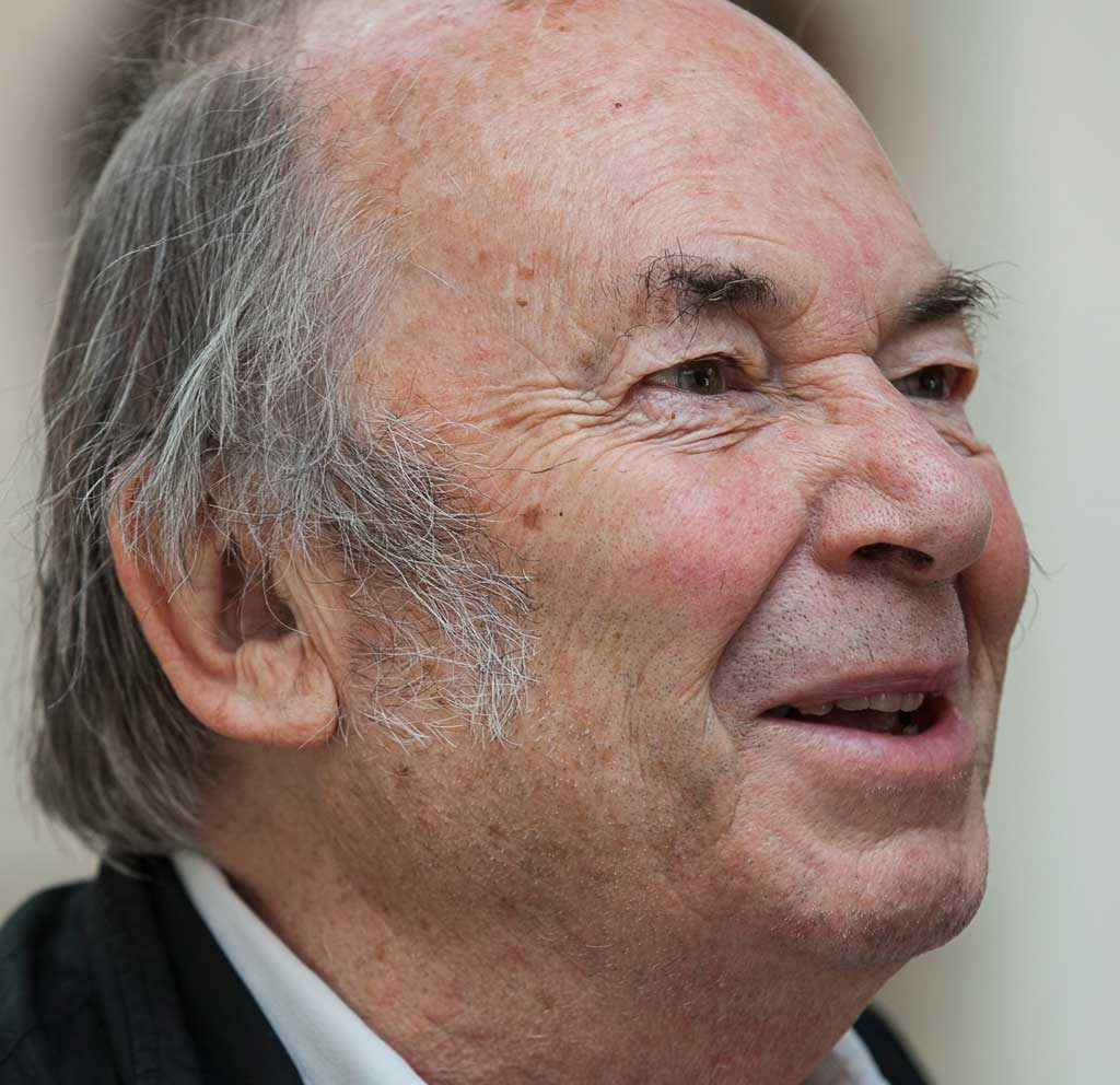 Quentin Blake. Photo by Pete Jones