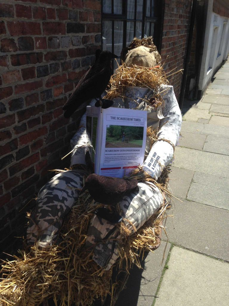 Battle Scarecrow Festival