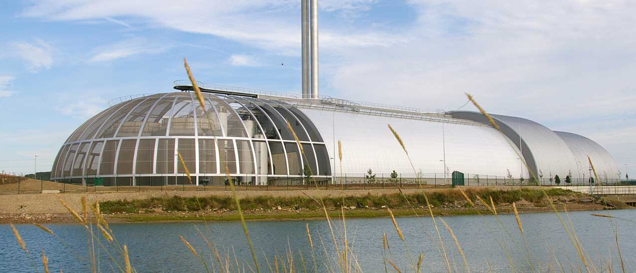 Newhaven Energy Recovery Facility: how waste turns into electricity