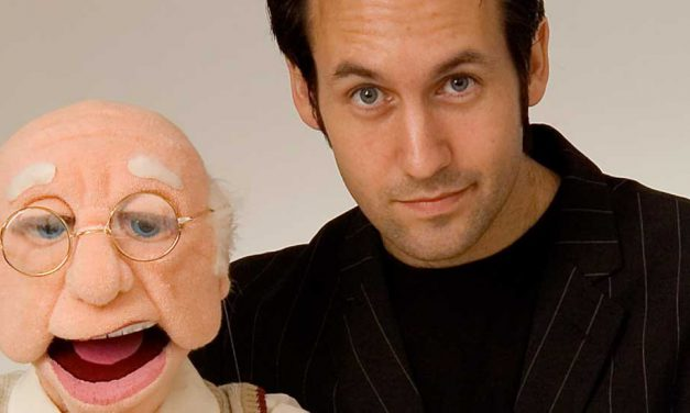 Steve Hewlett: the life of a ventriloquist