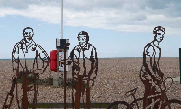 Off The Beaten Track – An active day in Bexhill