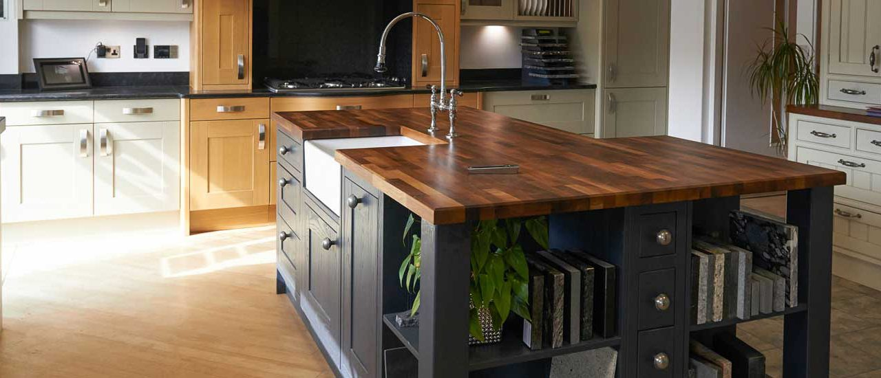 What makes a Sussex kitchen?