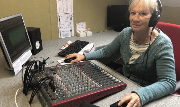 Delivering local news to the blind and partially-sighted for more than 40 years