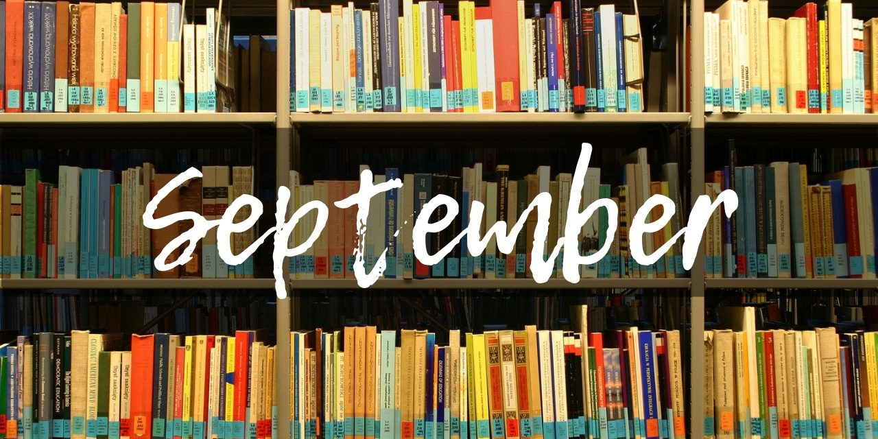 Get in our good books – September