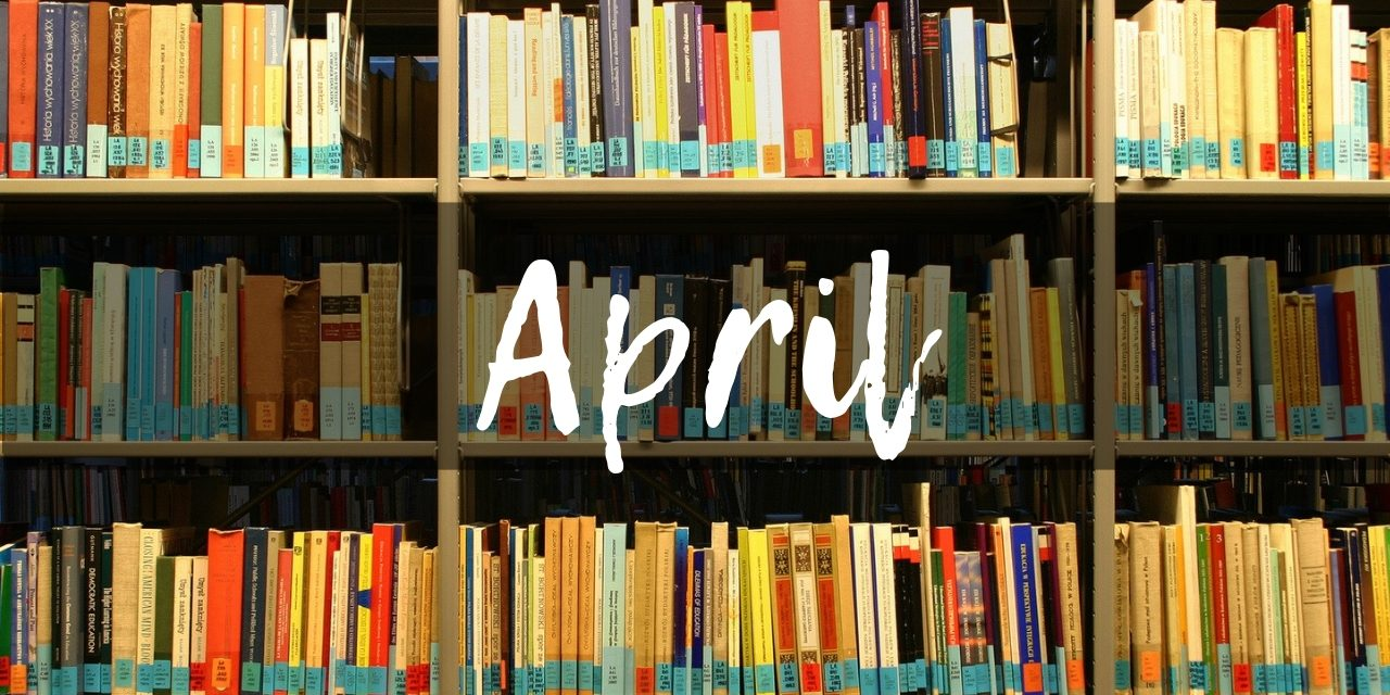 Get In Our Good Books – April