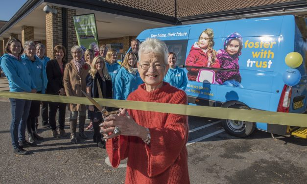 On the road to fostering with Jacqueline Wilson