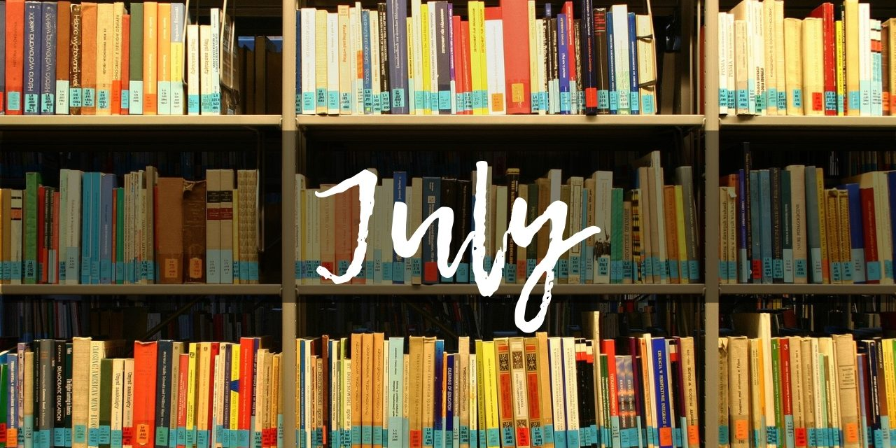 Get In Our Good Books – July