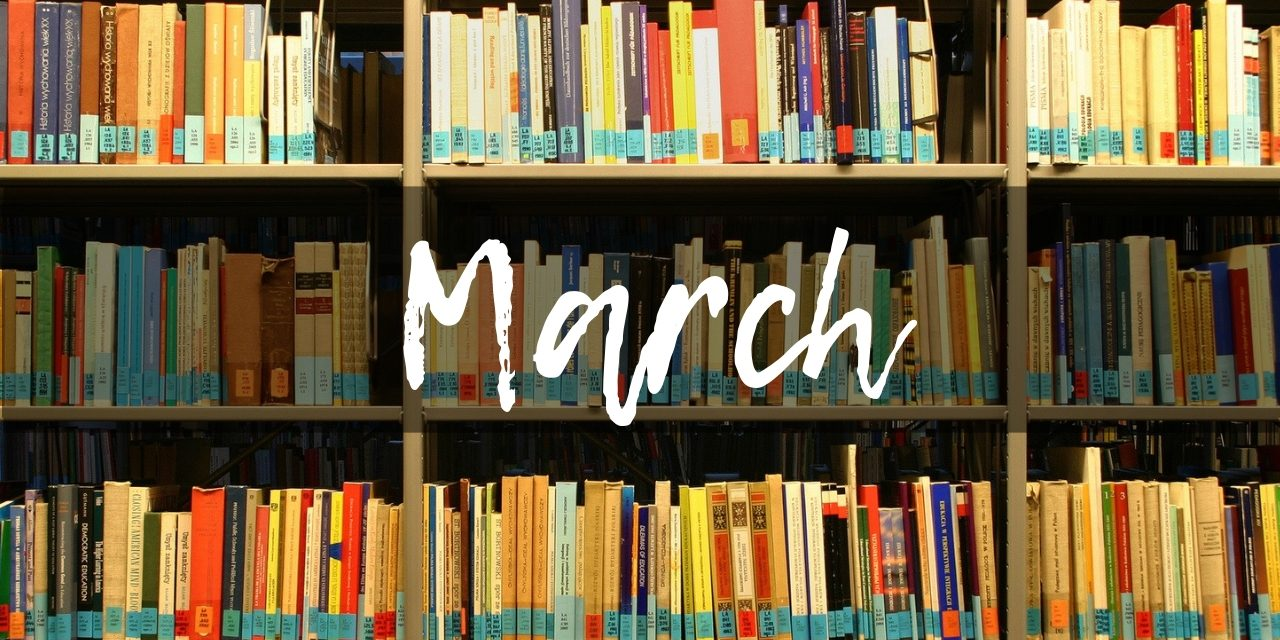 Get In Our Good Books – March