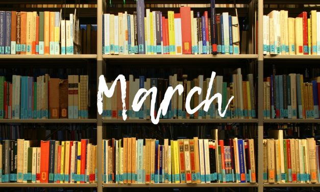 Get In Our Good Books March
