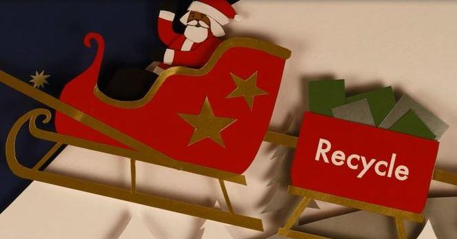'Tis the season to recycle