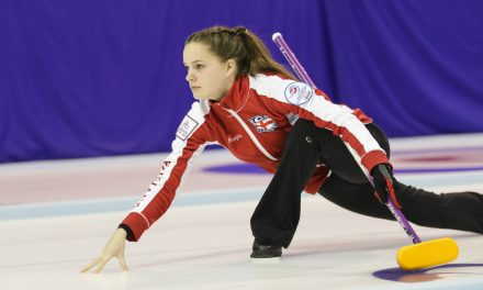 Game of Stones for East Sussex curling star