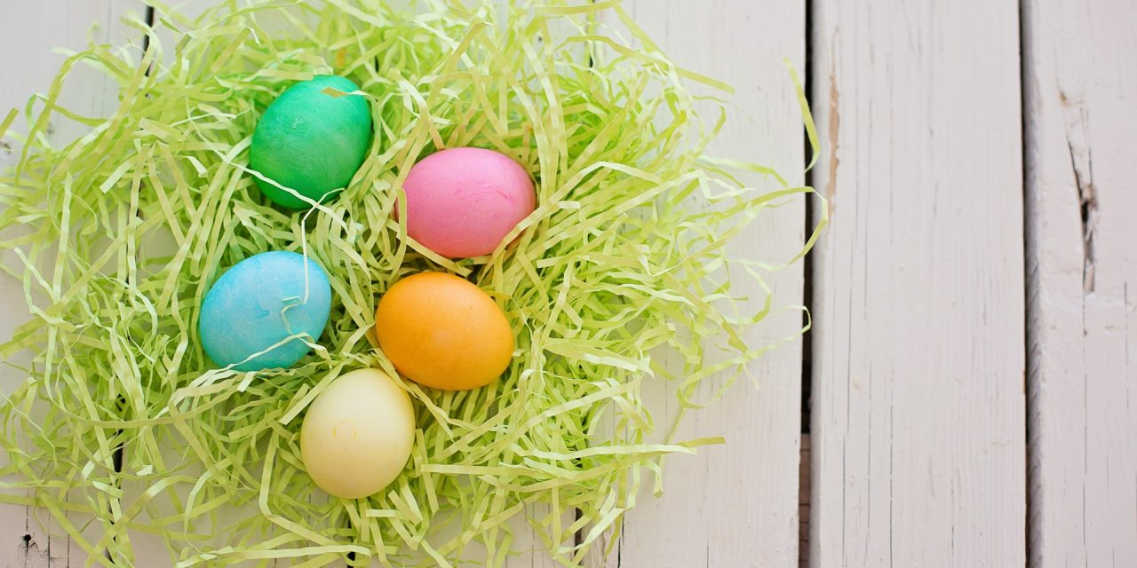 Egg-cellent Easter crafts and bakes