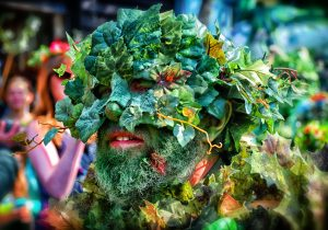 Jack in the Green festival by Duncan Price (flickr)