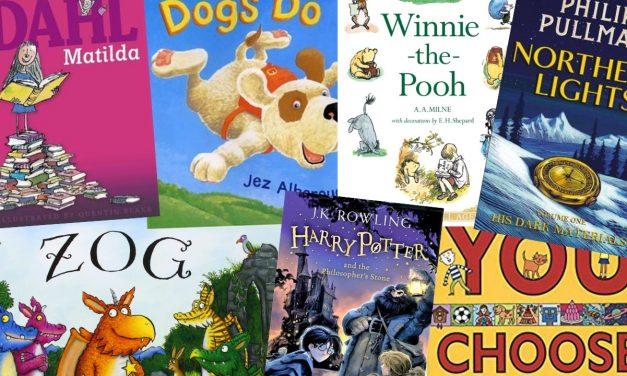 International Children's Book Day – our top picks