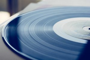 Vinyl by Gavin St Ours