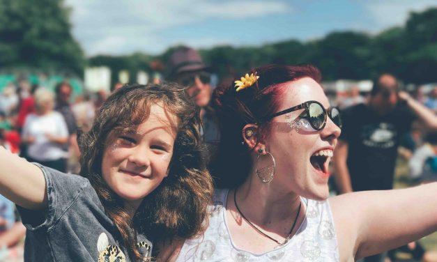 Get that festival feeling