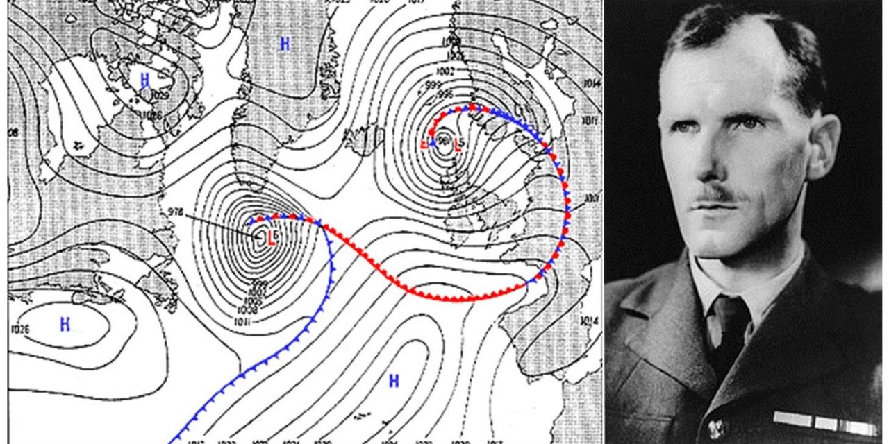 D-Day: East Sussex link to history's most important ever weather forecast