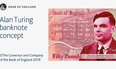 Banknote tribute for East Sussex's code-breaking genius and father of modern computing
