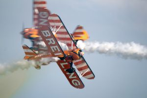 What's on this August: Eastbourne airshow.