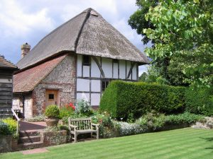 Alfriston Clergy House.