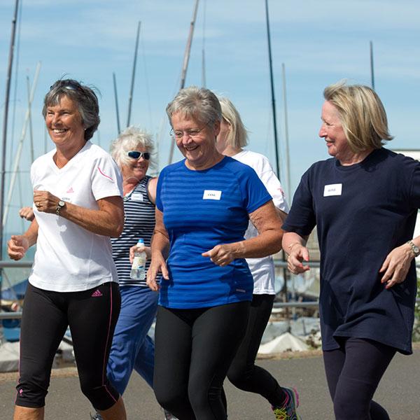 Keeping active at any age