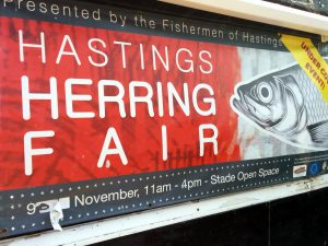 Hastings Herring Festival