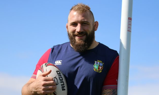 World stage for East Sussex rugby star