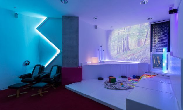 Sensory spaces across East Sussex