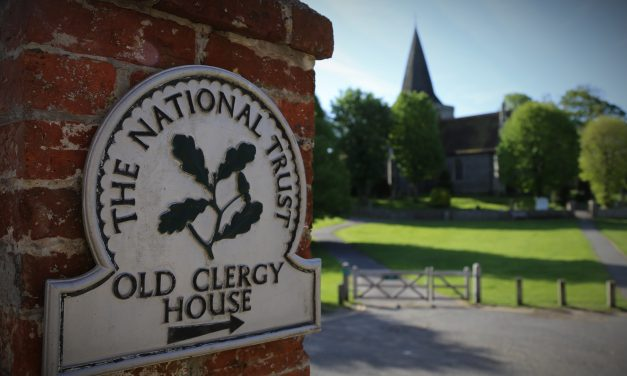 Happy birthday National Trust!