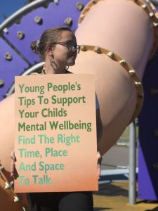 Young people are challenging the stigmas around mental health