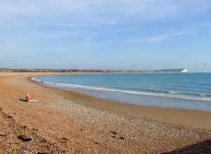 Newhaven bay.