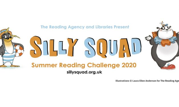 Get silly with the Summer Reading Challenge