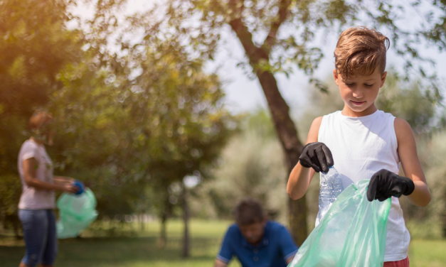 Take part in the Great British Spring Clean