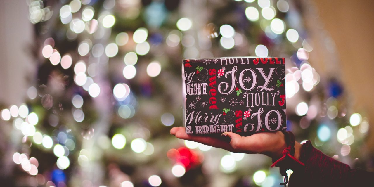 Spread Christmas cheer: Shop early and local this year