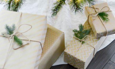 Christmas wrapping: The eco edit