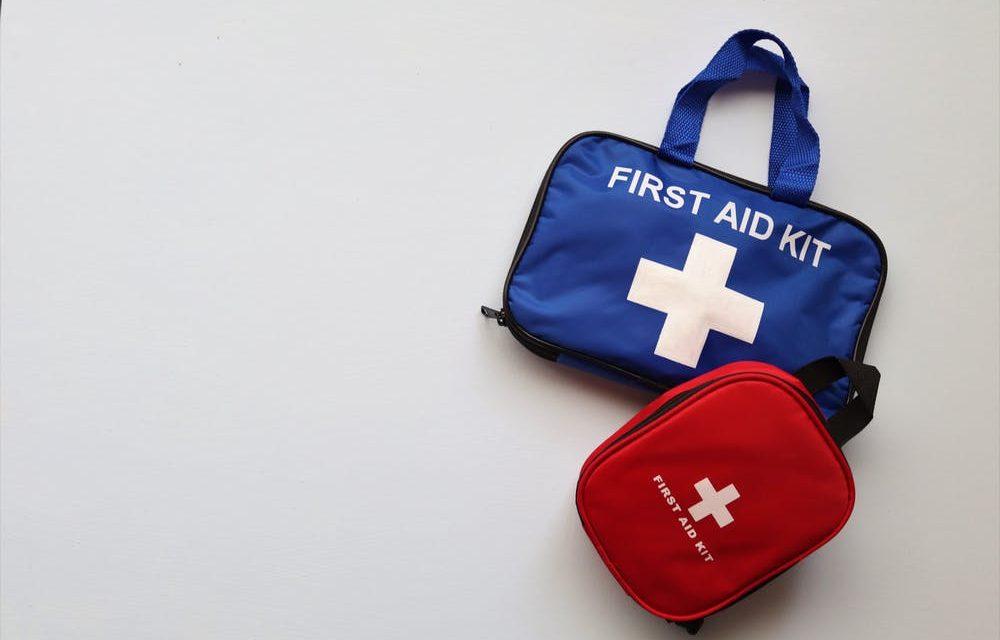 Build a mental health first aid kit