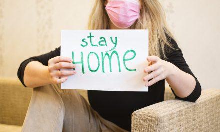 Stay home (Again!)
