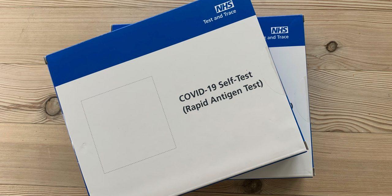 Take a regular test even if you're symptom-free