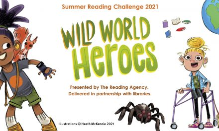 Stand up for the planet with this year's Summer Reading Challenge