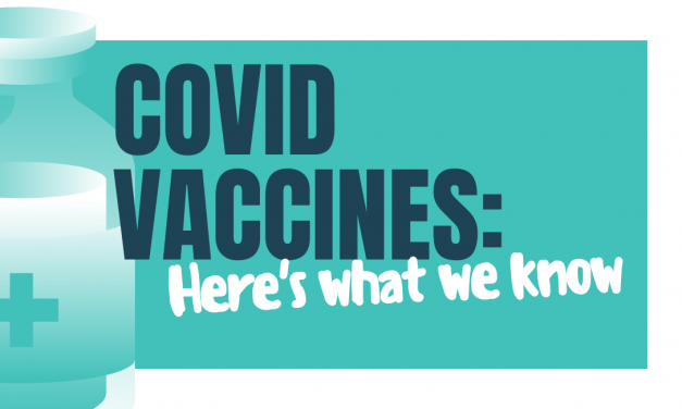 Here's what we know about the Covid vaccines