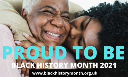 Black history month: Proud to be