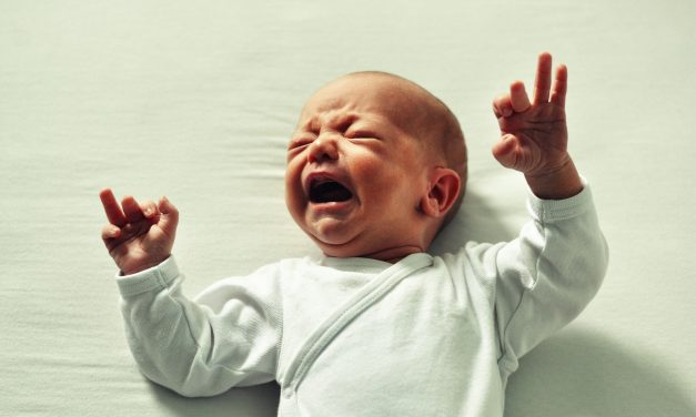 Learning how to cope with your baby's crying